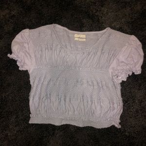 Urban Outfitters crop top NWOT